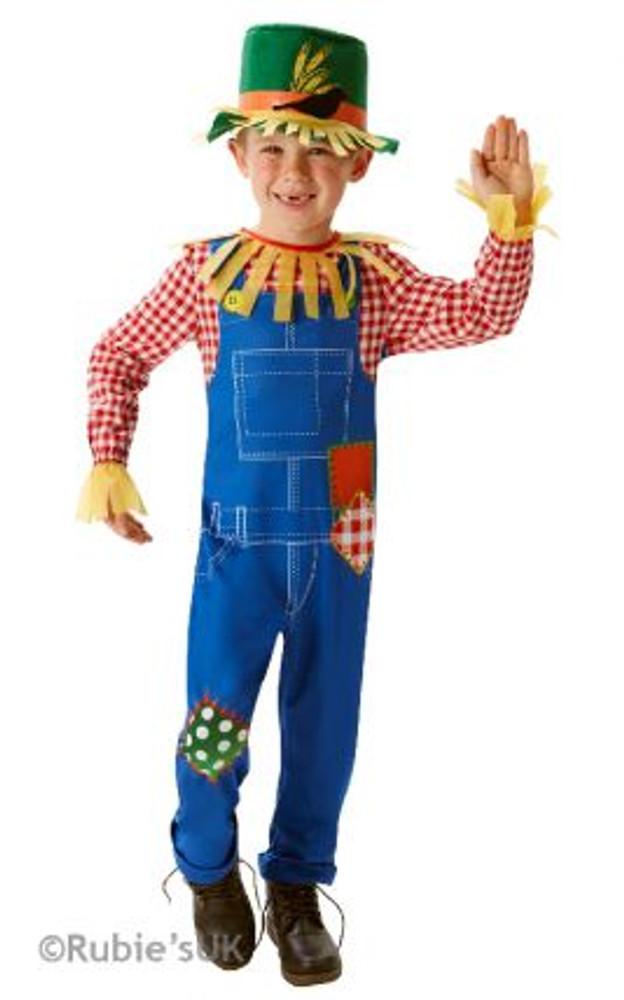 Mr Scarecrow KIds Costume