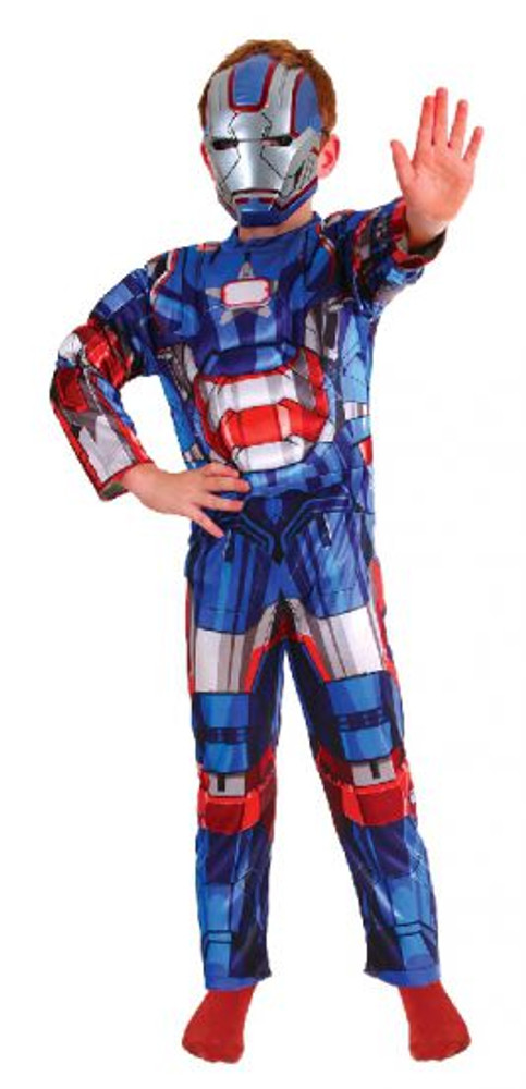 Iron Man Iron Patriot Kids Costume  sc 1 st  Costume Direct & Iron Man Costumes Australia | Iron Man Civil War Boys Costume | Iron ...