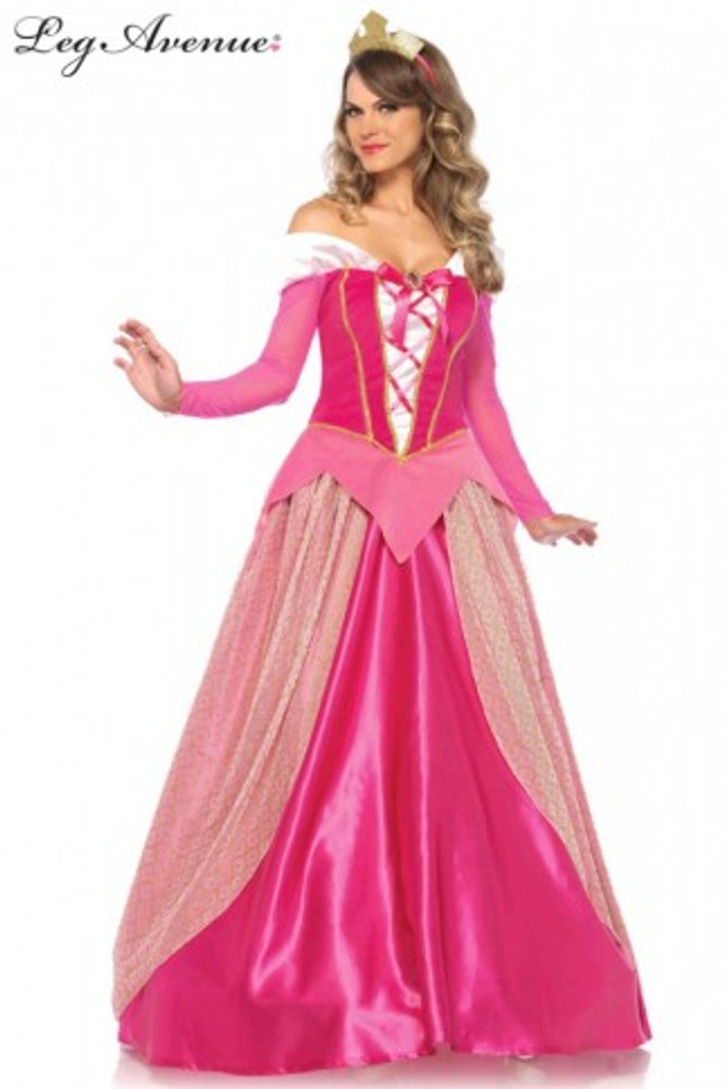 Sleeping Beauty Aurora Womens Costume