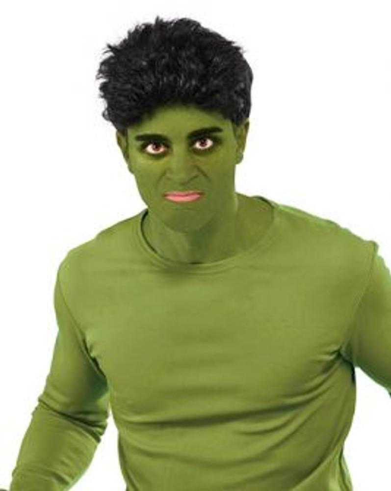 Hulk Wig Adult