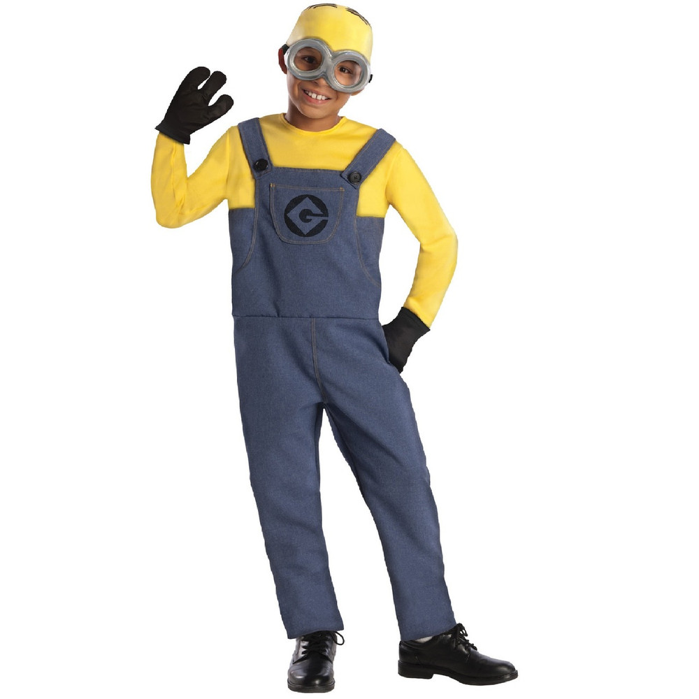 Despicable Me- Minion Dave Child Costume