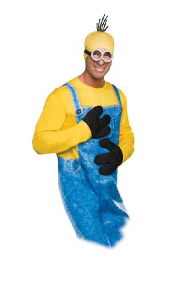 Despicable Me- Minion Adult Gloves