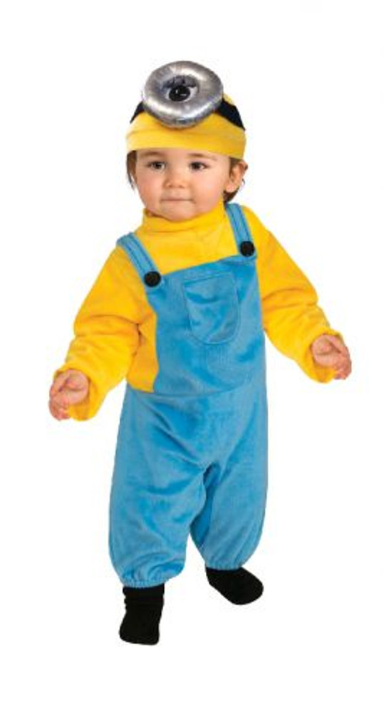 Despicable Me- Minion Stewart Toddler Costume