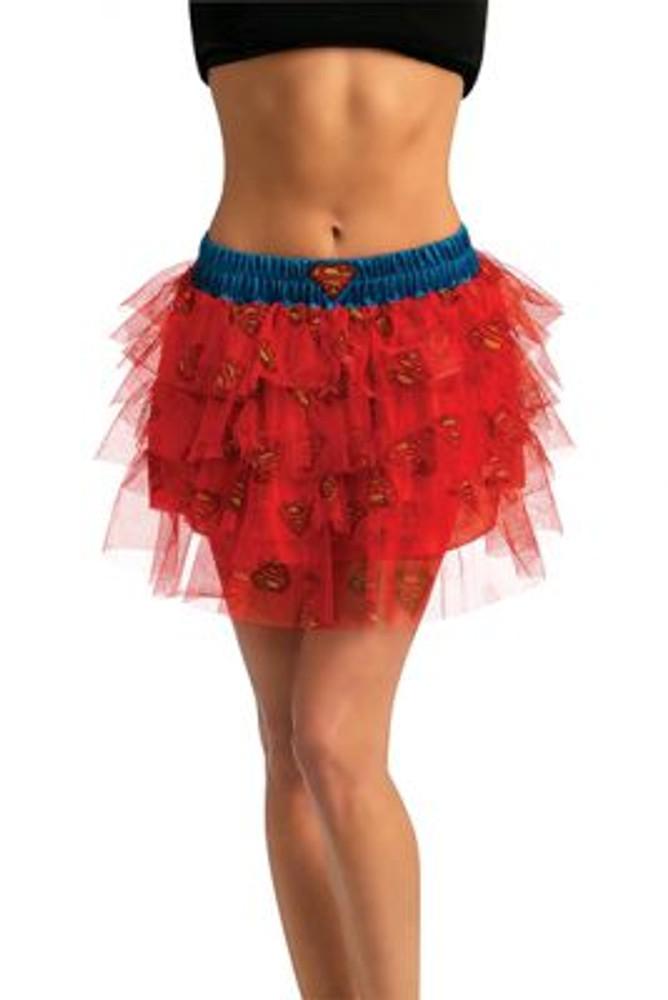 Supergirl Sequin Skirt