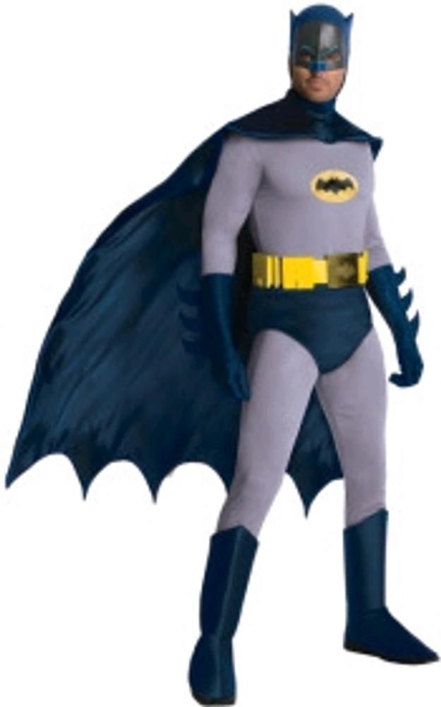Batman - 1966 Collectors Edition Mens Costume