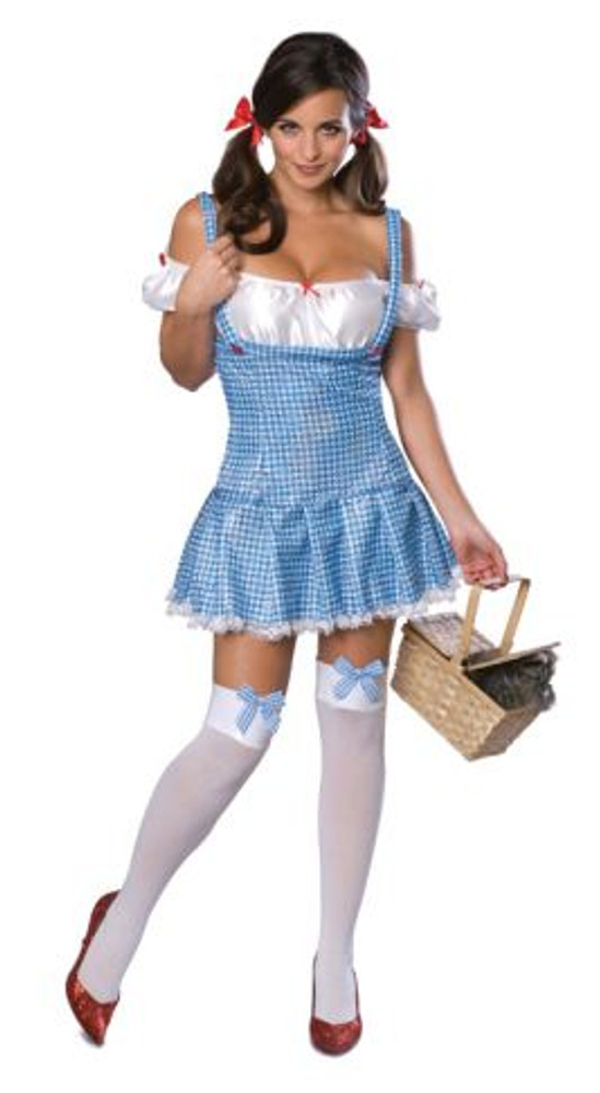 Wizard of Oz - Dorothy Sparkle Womens Costume