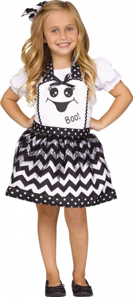 Ghost Kids Apron