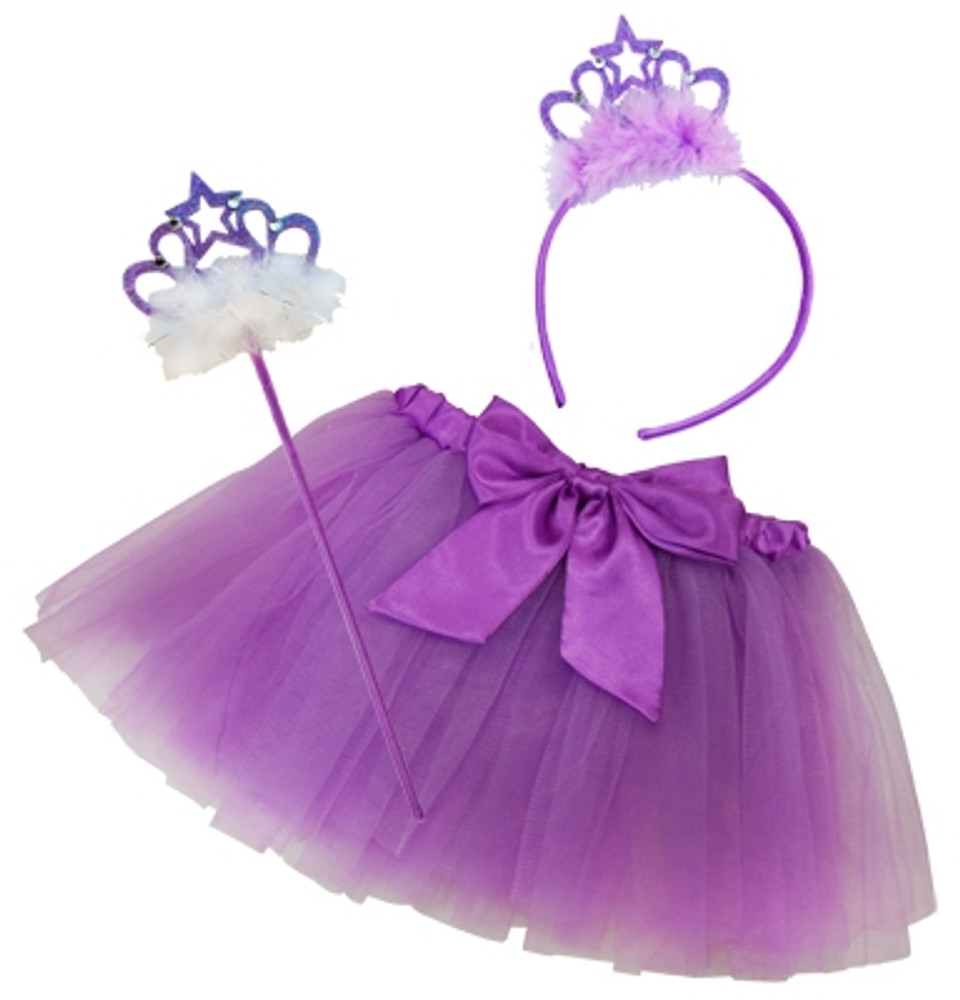 Fairy Child Set Purple