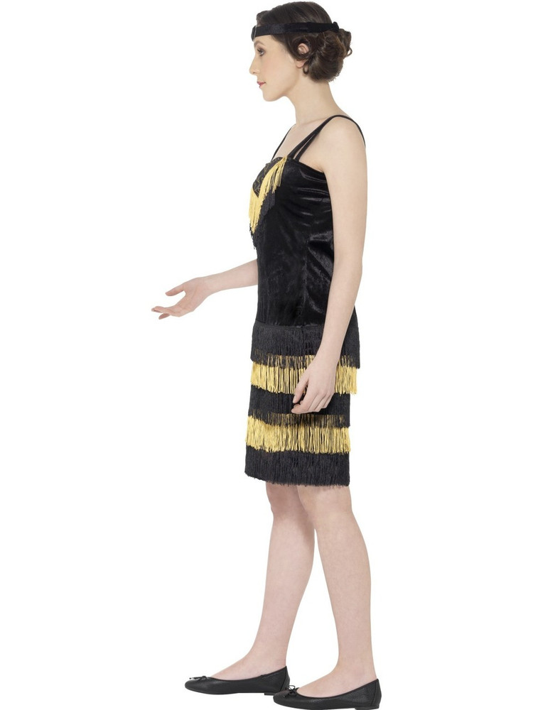 Flapper Girl Teen Costume