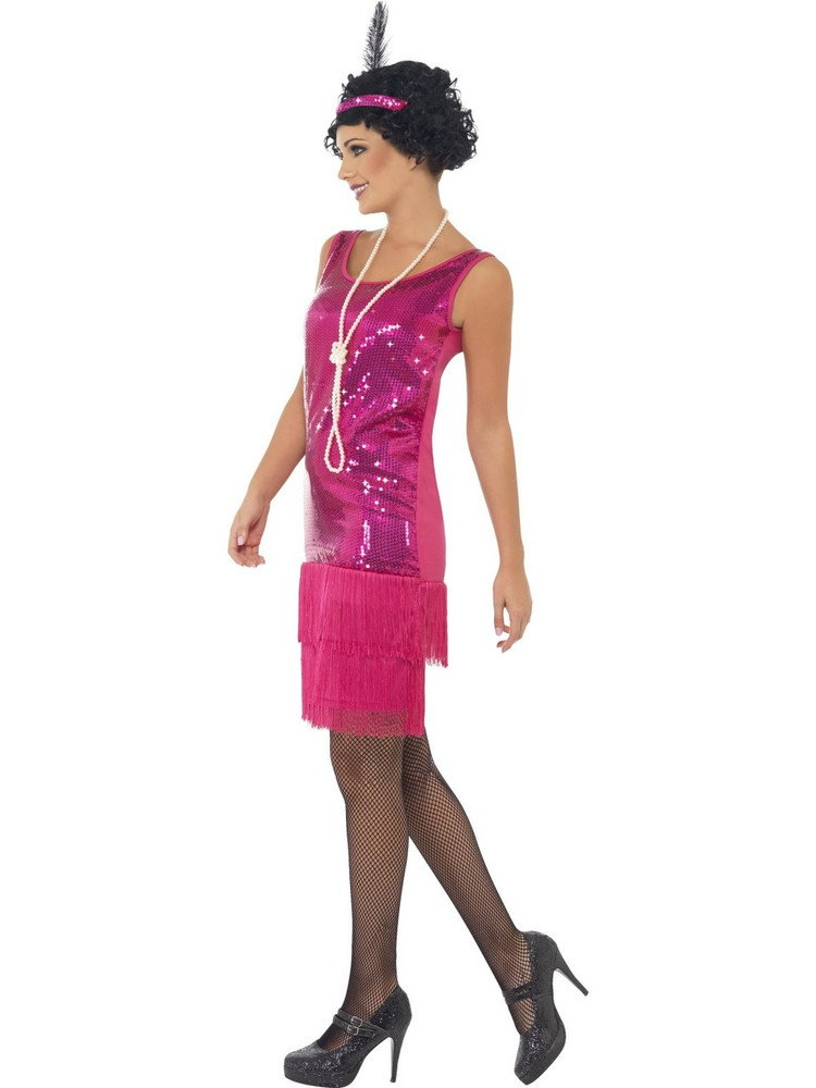 Flapper Funtime Womens Costume