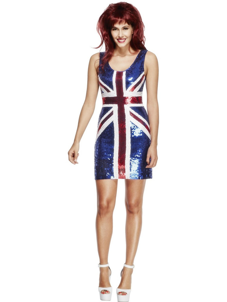 Rule Britannia Women's Costume