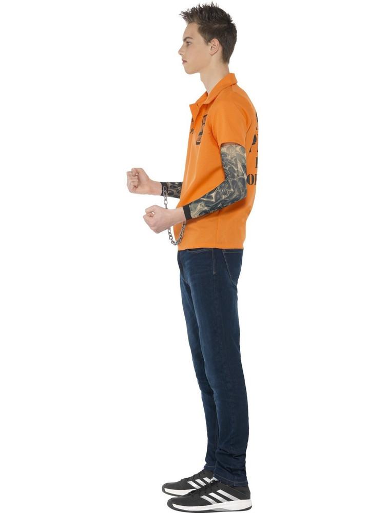 Prisoner Convict Teen Kit