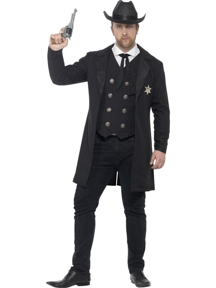 Sheriff Mens Costume