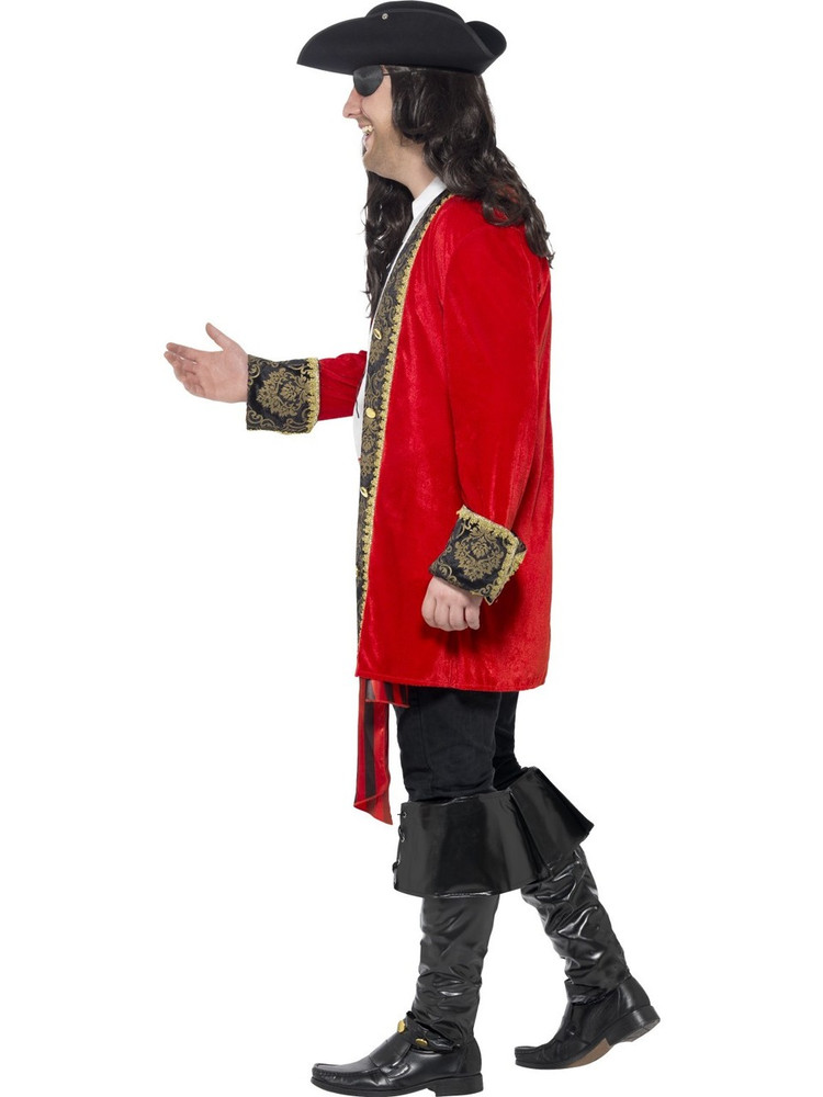 Pirate Captain Mens Costume