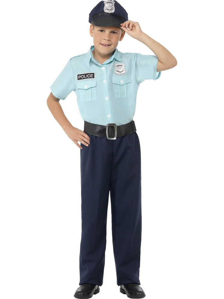 Police Officer Kids Costume ...  sc 1 st  Costume Direct & Costumes Australia | Police Officer Kids Costume | Uniform Costumes