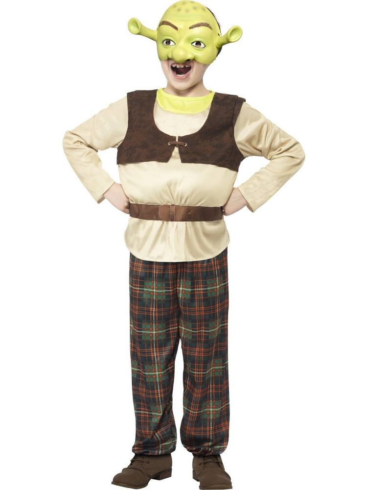 Shrek Kids Costume