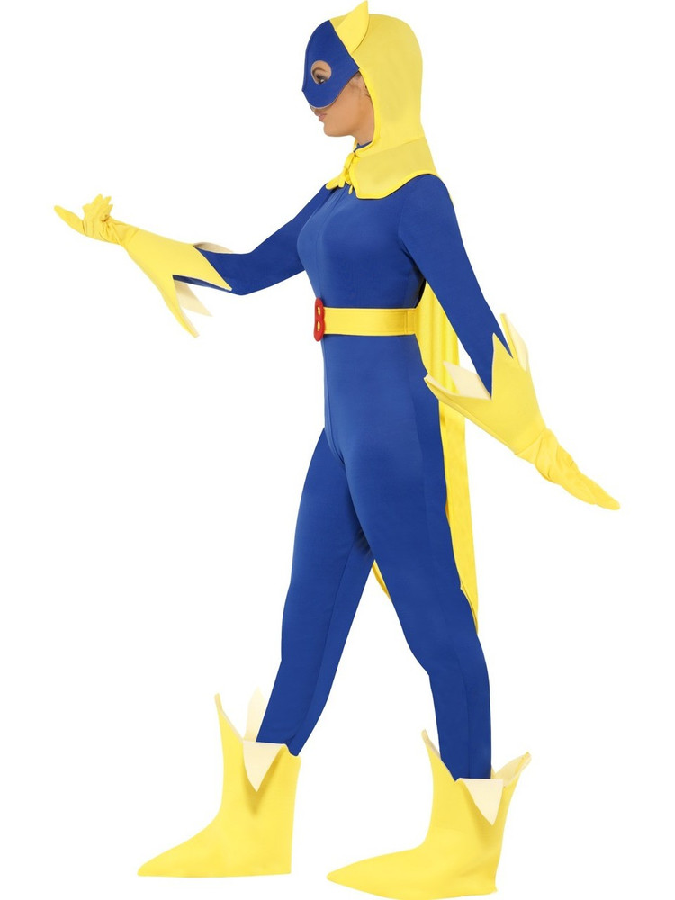 Bananaman Female Costume