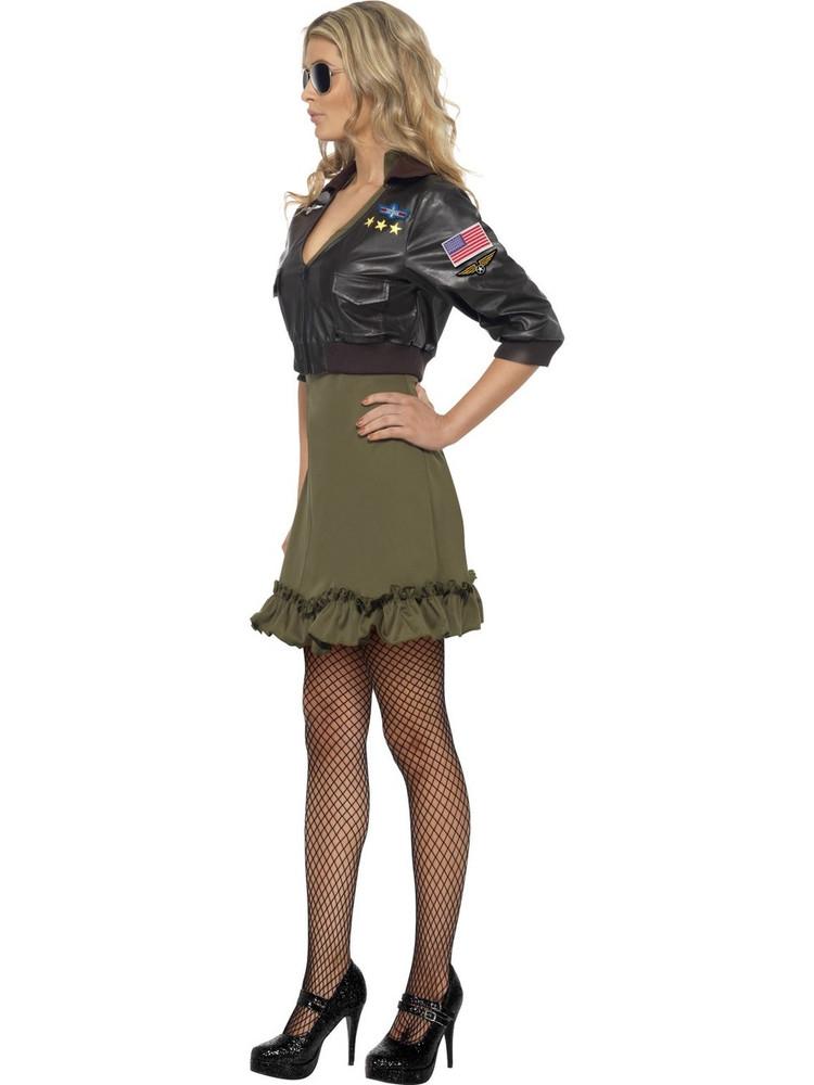 Top Gun Sexy Costume