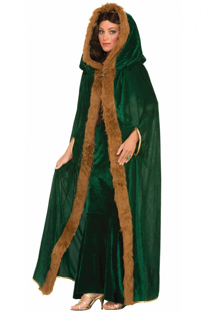 Medieval Cape Game of Thrones costmes accessories