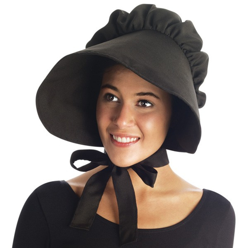Bonnet Black
