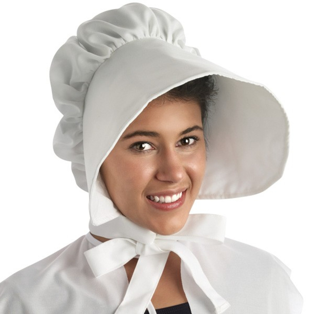 Bonnet White