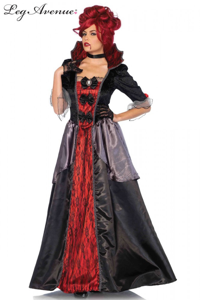 Halloween Blood Countess Womens Costume