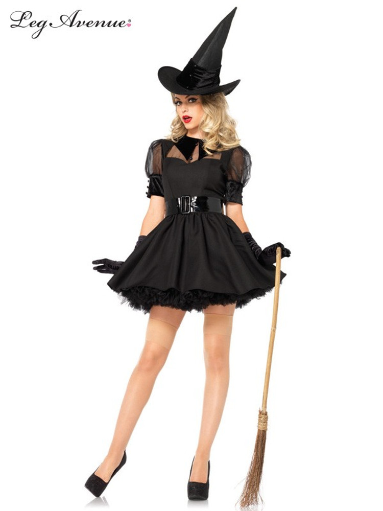 Bewitching Witch Womens Costume