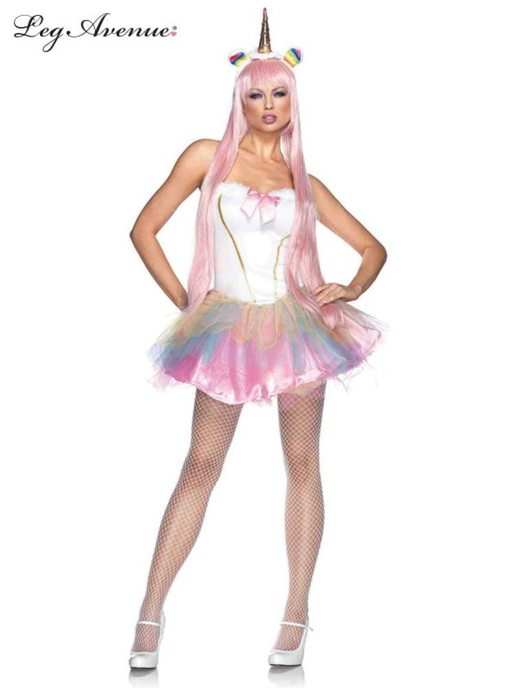 Fantasy Unicorn Womens Costume