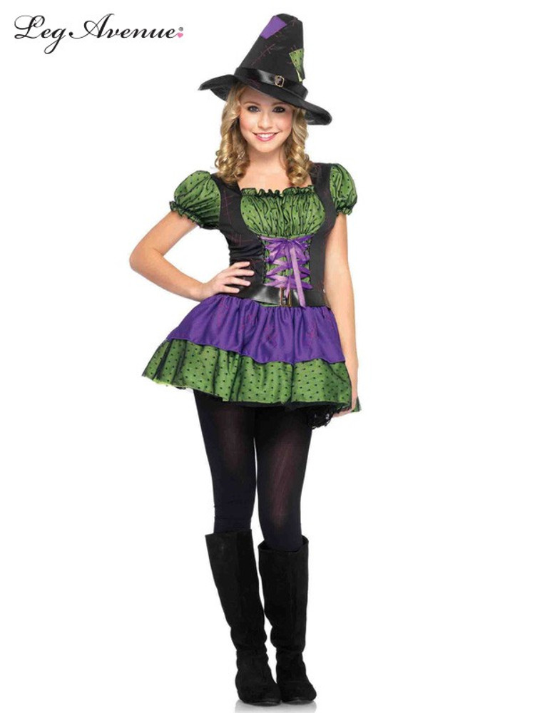 Witch Hocus Pocus Teen Costume