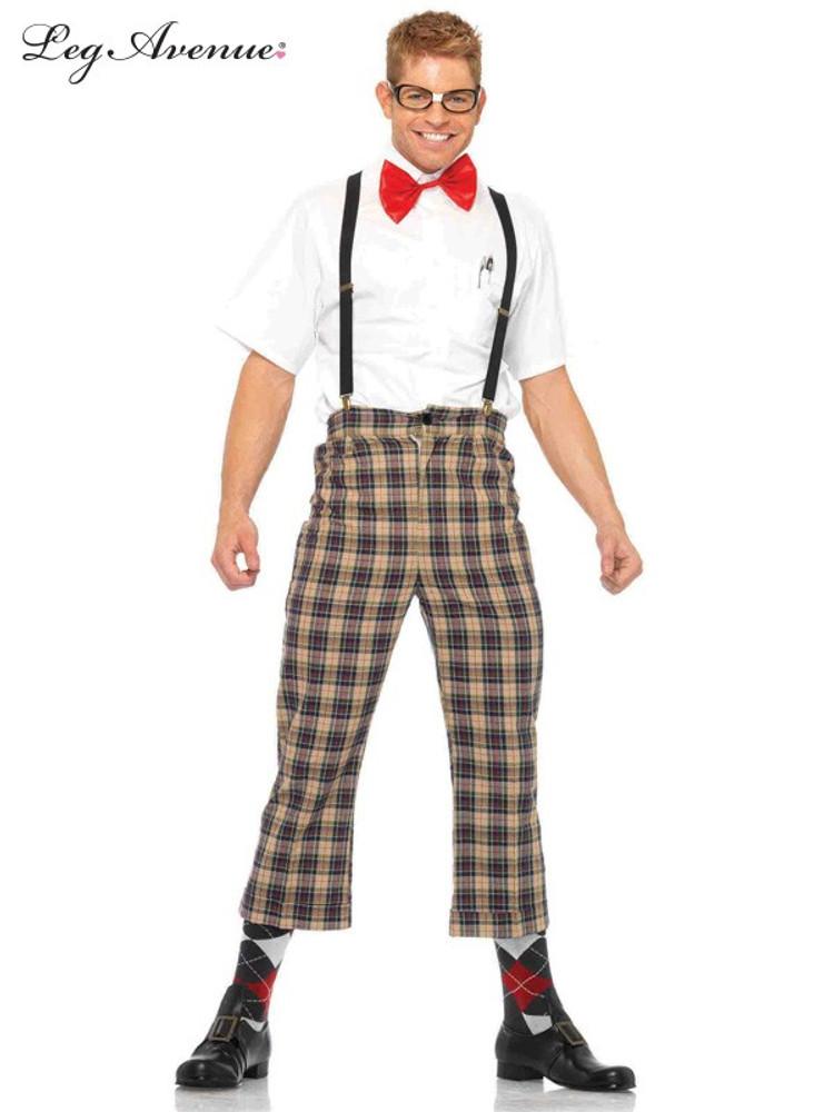 Nerdy Ned Mens Costume