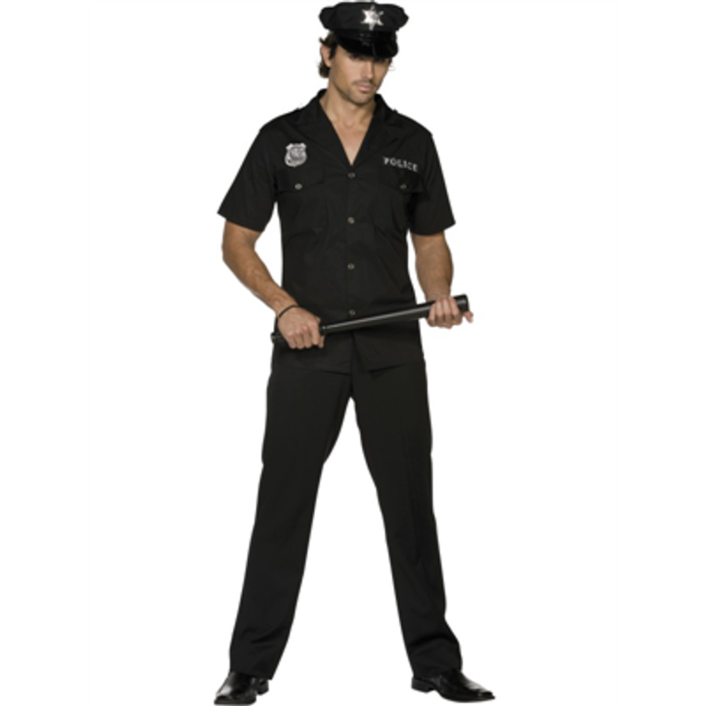 Police Mens Costume Cheap Adult Costumes Online Australia