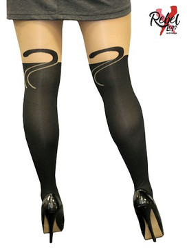 Kitty Cat  Womens Tights