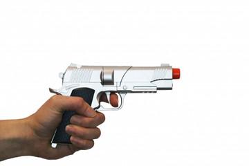 Diecast Automatic Pistol