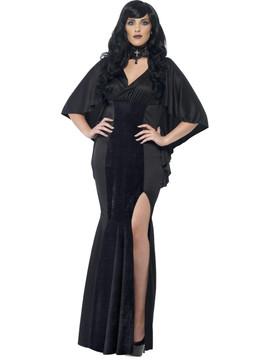 Vamp Plus Womens Costume