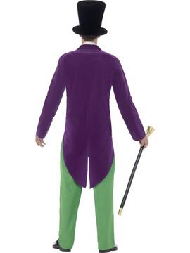 Roald Dahl Willy Wonka Adult Costume