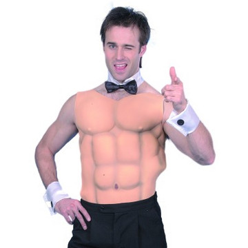 Male Stripper Kit Mens Costume