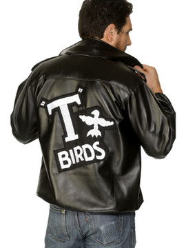 T-Bird with Embroidered Logo Jacket