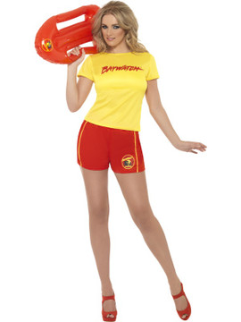 Baywatch Beach Costume