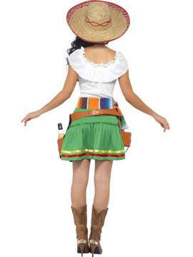 Tequila Shooter Girl Women's Costume