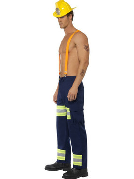 Firefighter Men's Costume