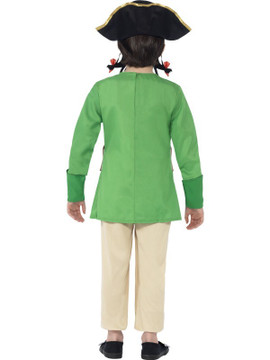 Pirate Horrible Histories Blackbeard Boys Costume