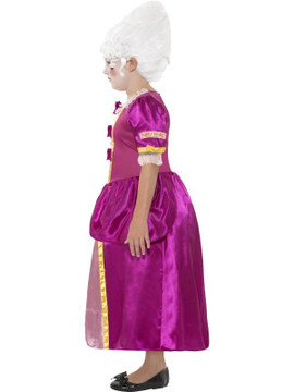 Horrible Histories Georgian Girls Costume