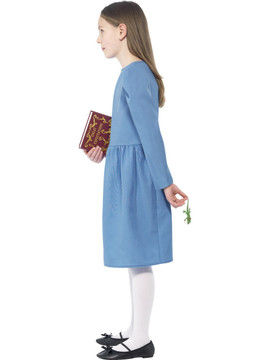 Roald Dahl Matilda Girls Costume