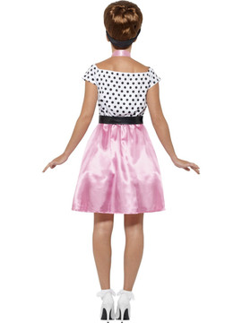 1950s Rock n Roll Womens Costume