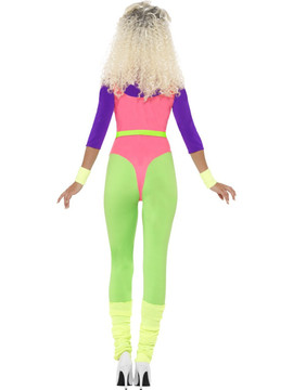 1980s Workout Women's Costume