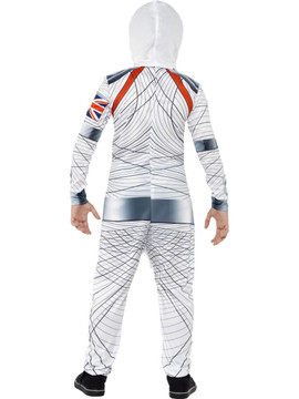 Spaceman Kids Costume