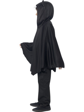 Bat Cape Kids Costume