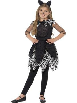 Midnight Cat Girls Costume