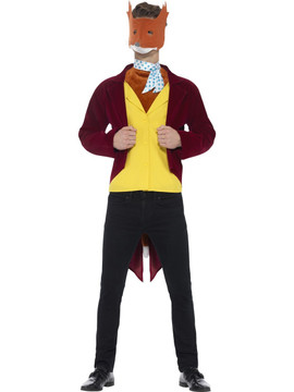 Roald Dahl Fantastic Mr Fox Adult Costume