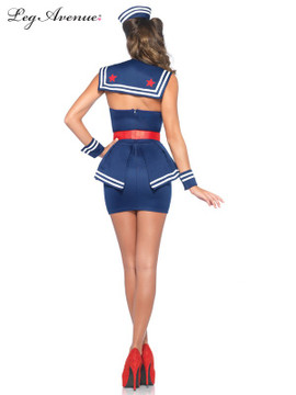 Sailor Aye Aye Amy Womens Costume